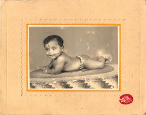 My picture when I was a few months old